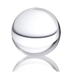 Hookah Ball Glass 8mm