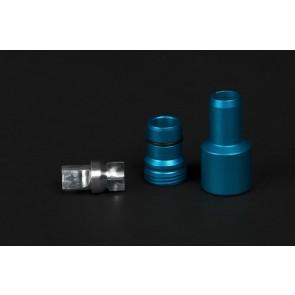 UNITY Hose Adapter Blue